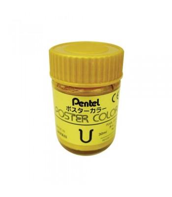 Pentel Poster Color Pearl Gold 30ml