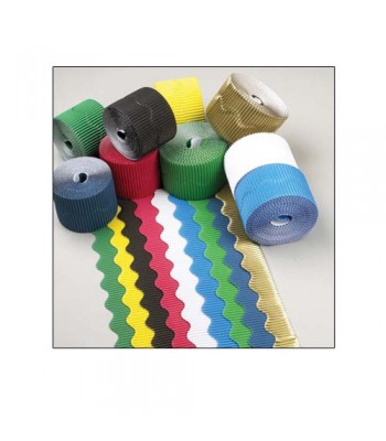 Specialist Bordette Assorted Colours 15Mtr Roll Accessories