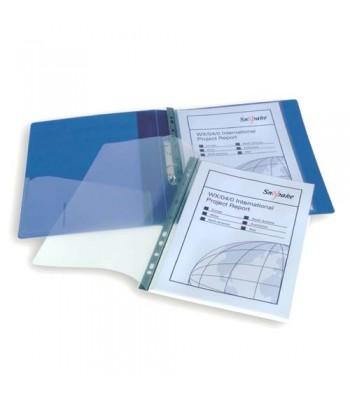 Snopake Ring File Clear Display Book
