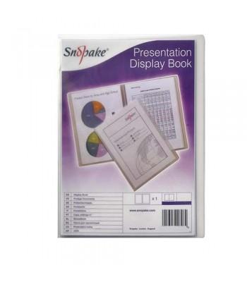 Snopake Presentation Display Book