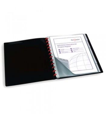 Snopake Removable Page Display Book