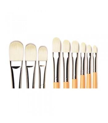 Isabey Bristle Filbert 6088 Oil Painting Brush