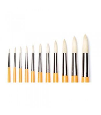 Isabey Bristle Round 6036 Oil Painting Brush