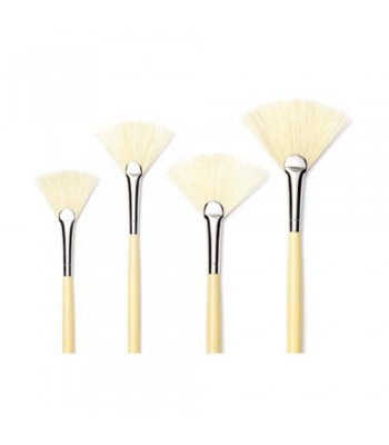 Isabey Bristle Fan 6089 Oil Painting Brush