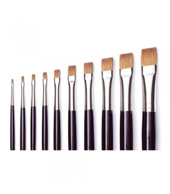 Isabey Sable Bright 6164 Oil Painting Brush