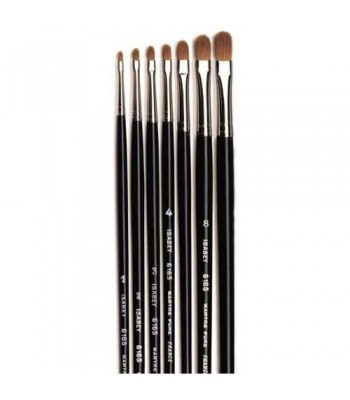 Isabey Sable Filbert 6165 Oil Painting Brush