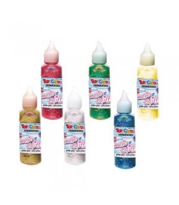 Toy Color Glitter Glue