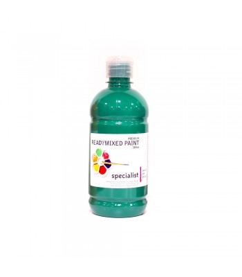 Specialist Readymixed Paint 500ml Viridian