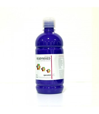 Specialist Readymixed Paint 500ml Purple