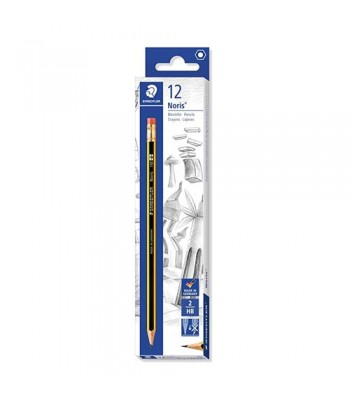 Staedtler 12 in One Packet Pencil STDPCL122HB