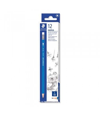 Staedtler 12 in One Packet Pencil STDPCL13246HB