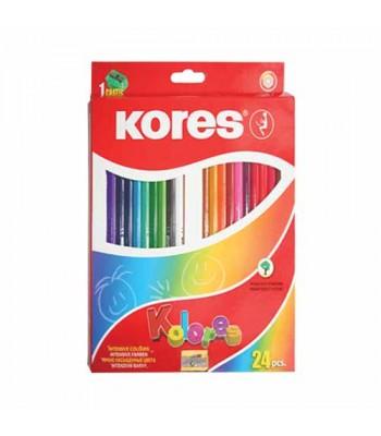Kores 24 Color Pencil