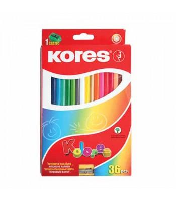 Kores 36 Color Pencil