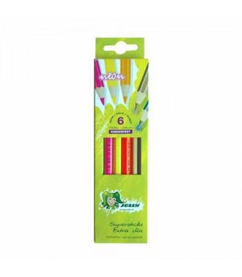 Jolly Pencil 6 Neon