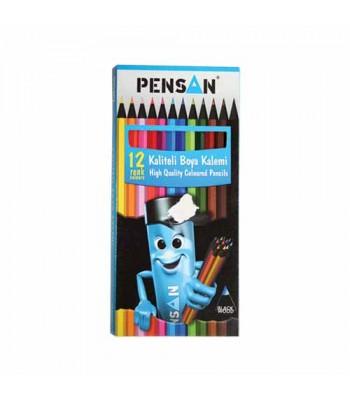 Pensan Pencils 12 Color