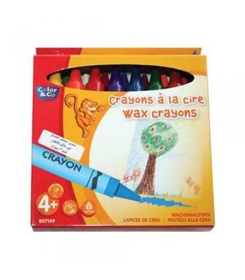 Lafranc-Bourgeois Jumbo 16 Colour Crayon