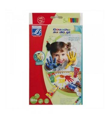 Color & Co Finger Paint Classic Kit 80ml
