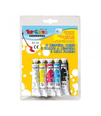 Toy Color Pasuto Gouache 5x75ml