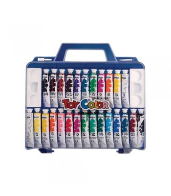 Toy Color Pasuto Gouache Set 26x7.5ml