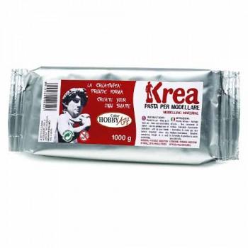Pasuto Krea Modelling Clay White 1000g