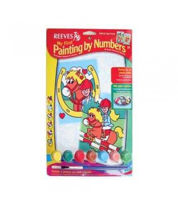 Reeves Painting By Numbers OASPPNF307