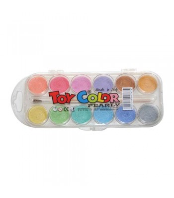 Toy Color Water Color Pearly 12C