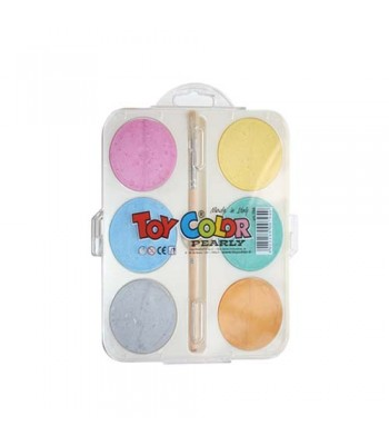 Toy Color Water Color Pearly 6C