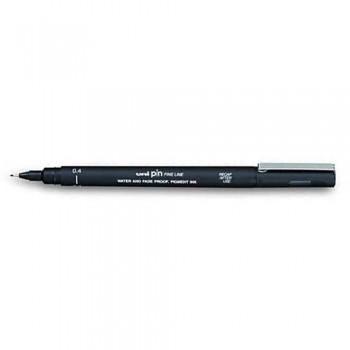 Uniball pin pen fineliner 0.4
