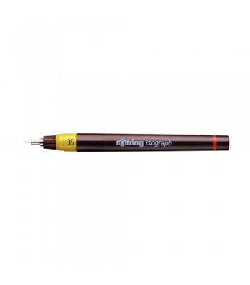 Rotring Isograph Pen 01-08