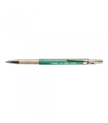 Linex Clutch Pencil 2mm Green LH1000