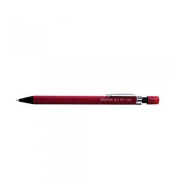 Bantex Clutch Pencil 0.5 Red