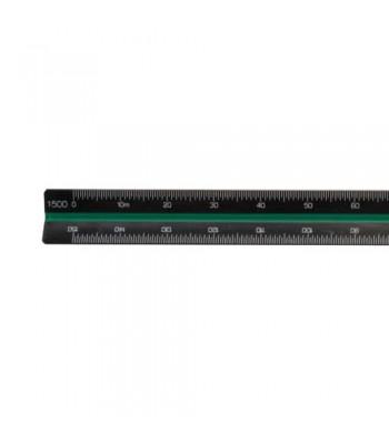 Linex Triangular ruler black 361/362
