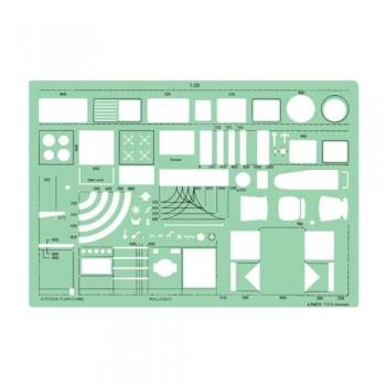 Linex Template Kitchen 1137