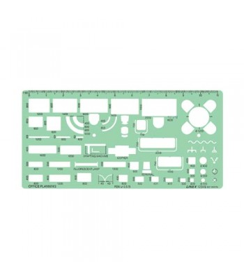 Linex template Office Planning 1234