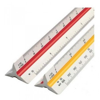 Rotring Triangular reduction scales