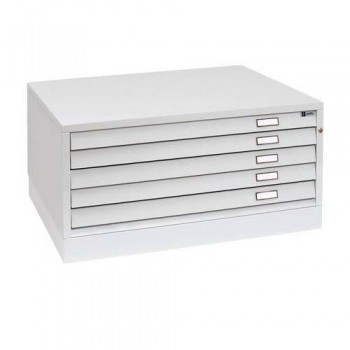 Bieffe Plan chest Horizontal Cabinet 5 Drawers A0/A1