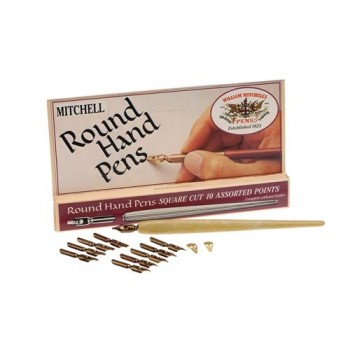 Winsor & Newton Round Hand Pen Set