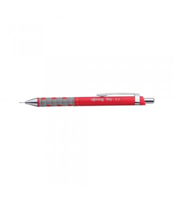 Rotring Clutch Pencil Tikky 0.5 Red