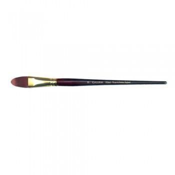 Winsor & Newton Galeria Acrylic Brush - Filbert Long Handle