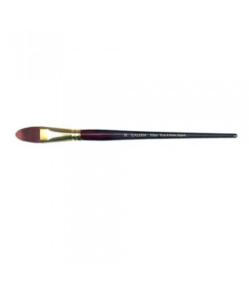 Winsor & Newton Galeria Acrylic Brush - Filbert Long Handle