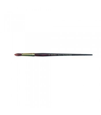 Winsor & Newton Galeria Acrylic Brush - Round Long Handle