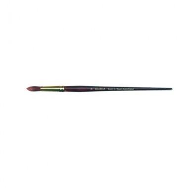 Winsor & Newton Galeria Acrylic Brush - Round Long Handle