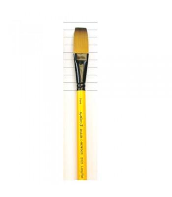Daler Rowney Acrylic Brush - SY21 Long Flat