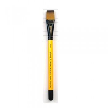 Daler Rowney Acrylic Brush - SY55 Short Flat