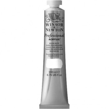 Winsor & Newton Artists Acrylic Color 200ml WIN2337415