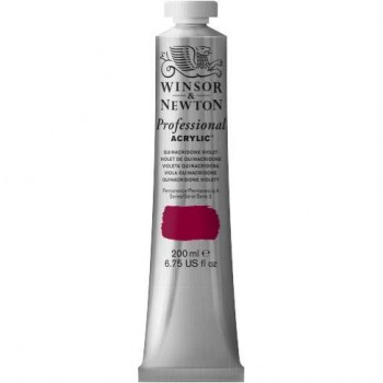 Winsor & Newton Artists Acrylic Color 200ml WIN2337550