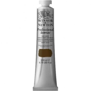 Winsor & Newton Artists Acrylic Color 200ml WIN2337554