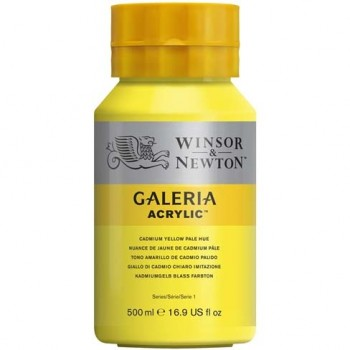 Winsor & Newton Galeria Acrylic Color 500ml WIN2150114