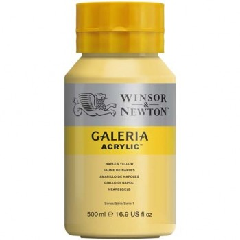 Winsor & Newton Galeria Acrylic Color 500ml WIN2150422