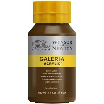 Winsor & Newton Galeria Acrylic Color 500ml WIN2150076